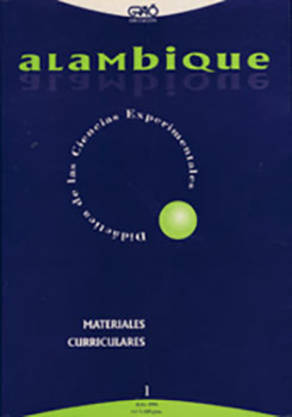 REVISTA ALAMBIQUE - 001 (JULIO 94)- MATERIALES CURRICULARES