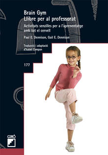 Brain Gym. Llibre per al professorat