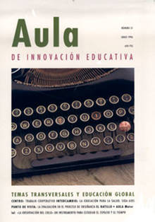REVISTA AULA - 051 (JUNIO 96)- TEMAS TRANVERSALES Y EDUCACION GLOBAL