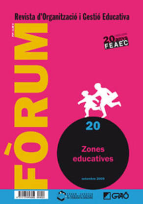 REVISTA FORUM - 020 (SETEMBRE 09) - Zones educatives