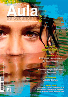 REVISTA AULA SEC. - 009 (JULIO 14) - Today is English time